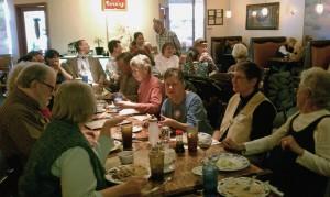 Lunch at the Golden Dragon, Sierra Vista