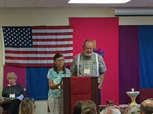 2016 Memorial Day Service Photo